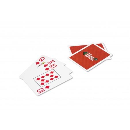 Jeu de 52 cartes Bleu