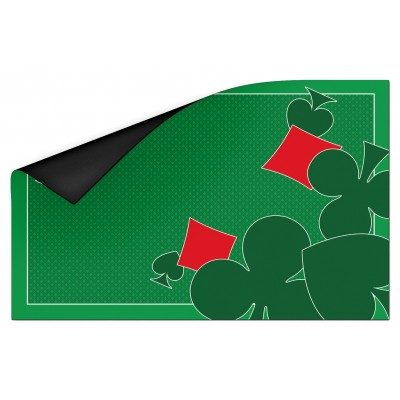 Tapis Ornament Card Vert