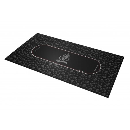 Tapis Poker - Agressive Poker Rectangle