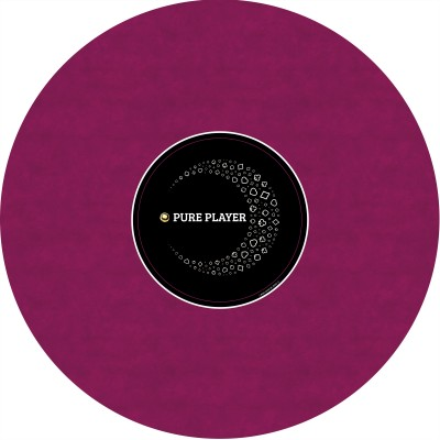 Tapis Poker - Luna Pure Player Rond