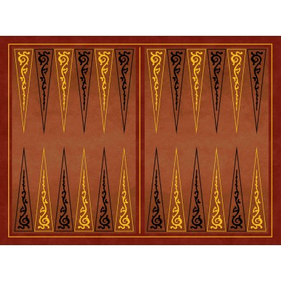 Backgammon Arabesques...