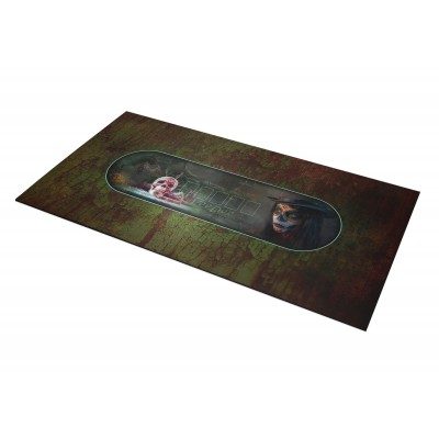 Tapis de Poker Rectangle -...
