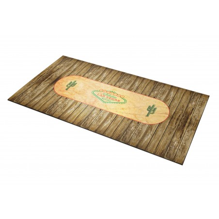 Tapis Poker – Las Vegas Origins Rectangle