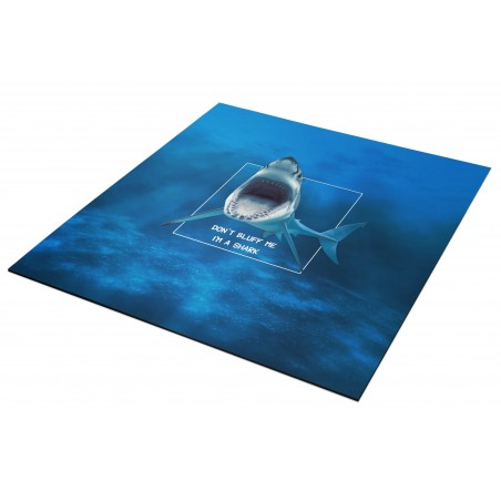 Tapis Poker Shark Evolution Carré