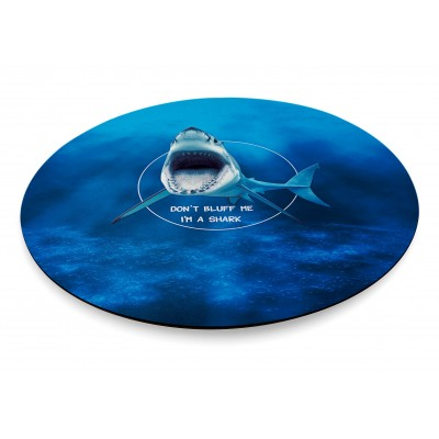 Tapis Poker Shark Evolution Rond