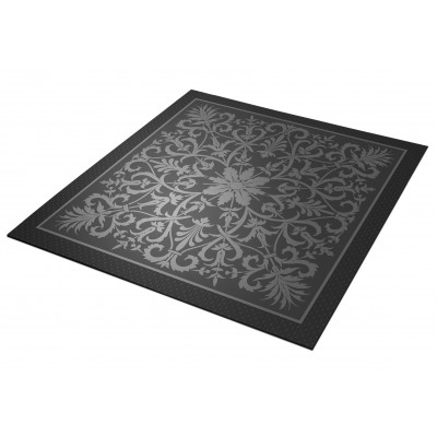 Tapis multijeux Arabesques Gris