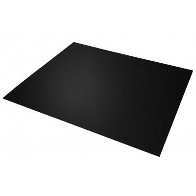 Tapis Uni Noir