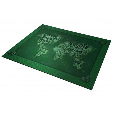 Tapis Multijeux Mappemonde 60x40cm
